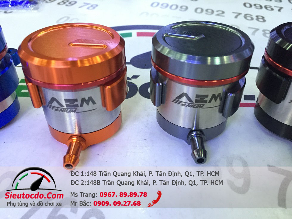 Bình dầu AEM fake 1 STD-70 Other
