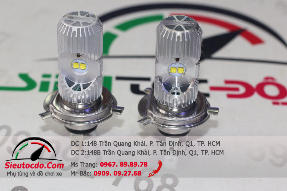 Led RS 3 chân STD-368 STD