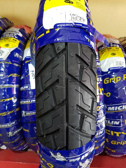 Vỏ xe Michelin City Grip Pro 100/80-17 STD-722 Michelin