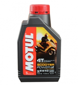 Motul Scooter Power LE 5W40 1L STD-854 Motul